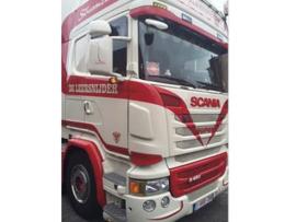 Scania r hoekschilden