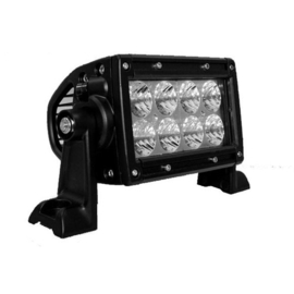 Ledbar 40 watt 12/24 voltDOUBLE 5 4'' spot