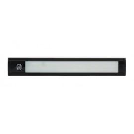 LED Interieurverlichting zonder schakelaar zwart 26cm 24V koud wit