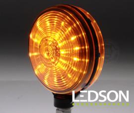 SPAANSE LAMP LED - ORANJE/ORANJE