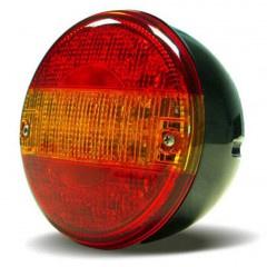 LED ACHTERLICHT 12-24V ZONDER KABEL. 140 SERIE