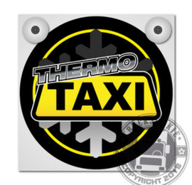 THERMO TAXI- LICHTBAKJE DELUXE