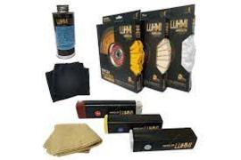 3  step polisch kit voor rvs en alumiuim
