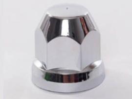 Kunststof wielmoerdop 32mm - 50mm hoog