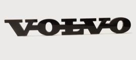 VOLVO EMBLEEM -ZWART-