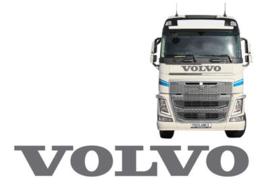 XL FRONT STICKER VOLVO -