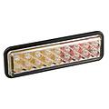 LED achterlicht inbouw slimline 12-24v