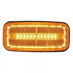 LED zij-markering met knipperlichtfunctie