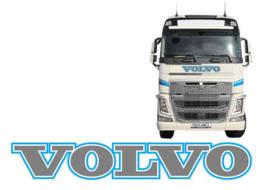 XL FRONT STICKER VOLVO - DUO TONE