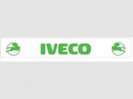 Spatlap achterbumper wit Iveco in groen