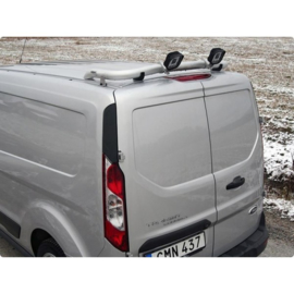 Transit Connect 14- T-Rack H1 rear