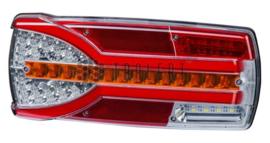 LINKER LED ACHTERLICHT DYNAMISCH KN.LICHT 12/24V 1,5M KABEL