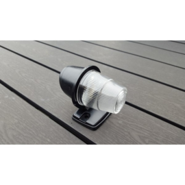 Toplamp wit 12/24 volt  oldskool gloeilamp