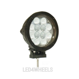 Led Werklamp 4d  proline 60 watt 12 volt