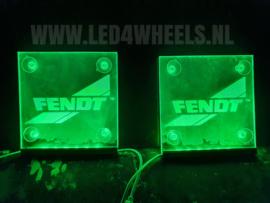 2x Lichtbakjes FENDT 15x15