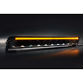LED Lightbar The Shadow 2 met Duo-colour oranje/wit  dagrijverlichting 52 cm breed