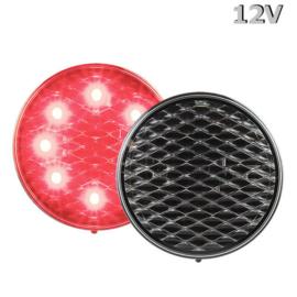 LED Rem-/achterlicht 12v heldere lens