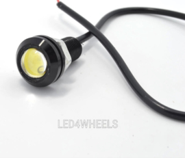 Led Eagle eye spot 23 mm groen