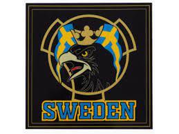 Griffioen Sweden - sticker