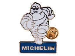 Michelin-pin