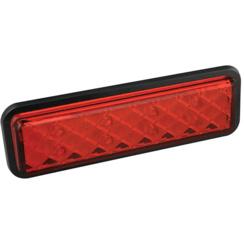 LED rem/achterlicht inbouw slimline 12-24v