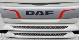 Daf grill wing sticker set