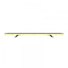 LED Flitsbalk R65, 862mm COMPLEET flitsend 10-30v