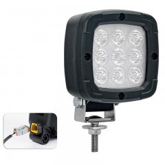 LED ADR WERKLAMP 13,5 WATT / 1700 LUMEN 12 - 55V IN.DEUTSCH