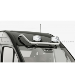 MERCEDES SPRINTER  LAMP HOLDER for roof H2+ 2x lamp fixings cable pcs