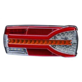 LED achterlicht dynamisch knipperlicht links 12-24v