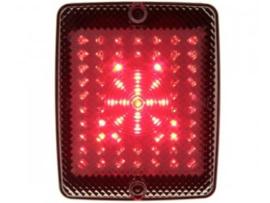 Gylle Achter-/remlicht LED 10-30V