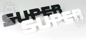 SUPER EMBLEEM - LIMITED EDITION