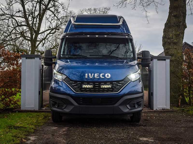Iveco Daily 2019+ LED Grille lazer Kit