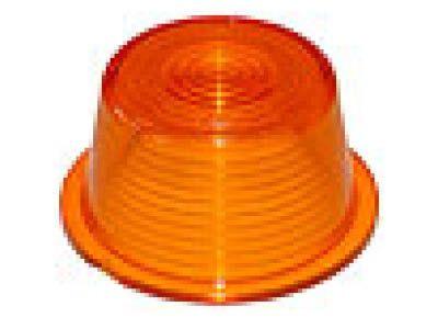 Gylle glaasje Oranje