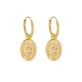 MOTHER MARY EARRINGS