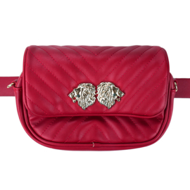 KING OF THE JUNGLE BAG - RED
