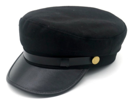 SAILOR CAP BLACK