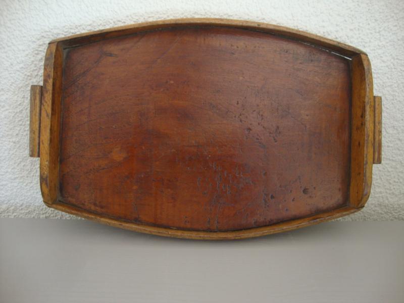 Hedendaags Brocante houten dienblad - klein model - VERKOCHT | Verkocht OP-48