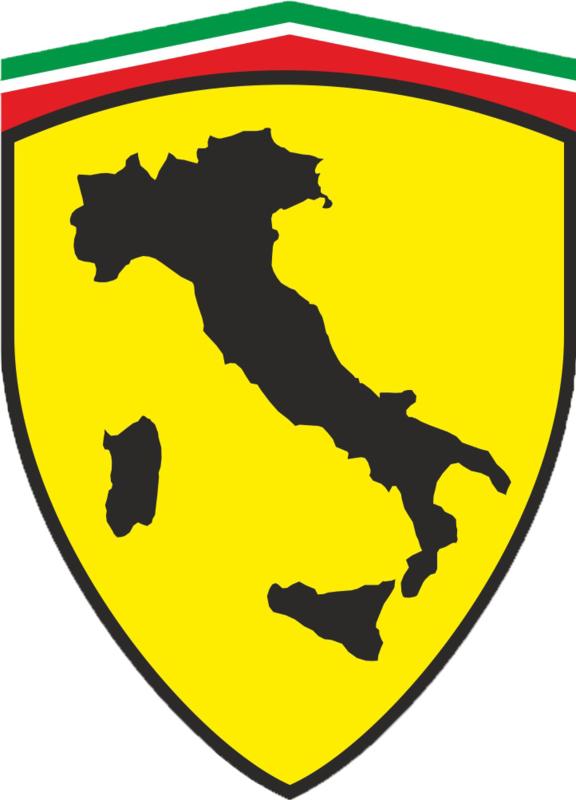 Scuderia Italia sticker