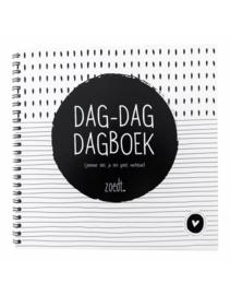 Zoedt dag dag dagboek - afscheidsboekje