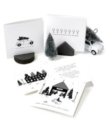 kerst kaarten & posters