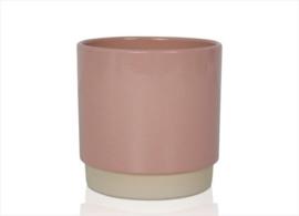 Bloempot Eno XL - dusty pink