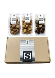 chocolade kruidnoten in geschenkdoos - Sint 5 december