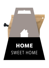 Koffie in cadeauverpakking - home sweet home
