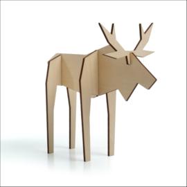 noRdic houten eland - LARGE