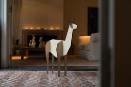 noRdic houten lama/ alpaca - MEDIUM