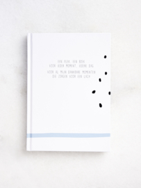 Hardcover notitieboek A5  - dankbaarheidsboek