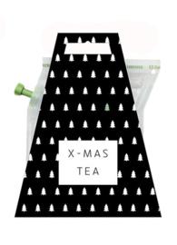 Thee in kerstverpakking - x-mas tea