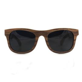 Houten zonnebril (gepolariseerd) - Byron Bay