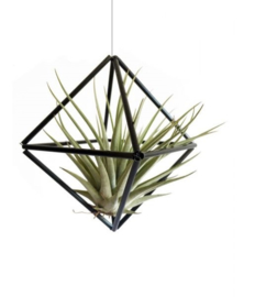DIY himmeli Cube small carbon- Draadzaken